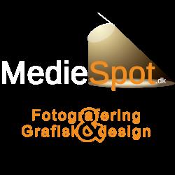MedieSpot – Fotografering & Grafisk Design